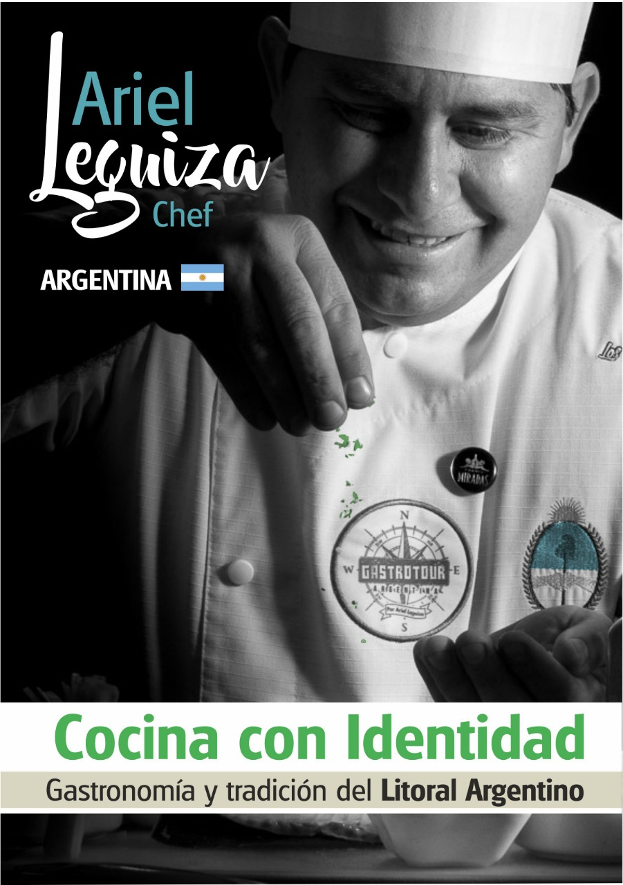 Ariel Leguiza: la identidad de pueblo y toda la carne al asador